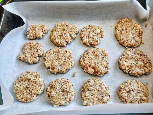 Gluten Free – Coconuty Almond Cookies