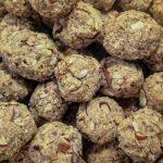 Oatmeal almond bites