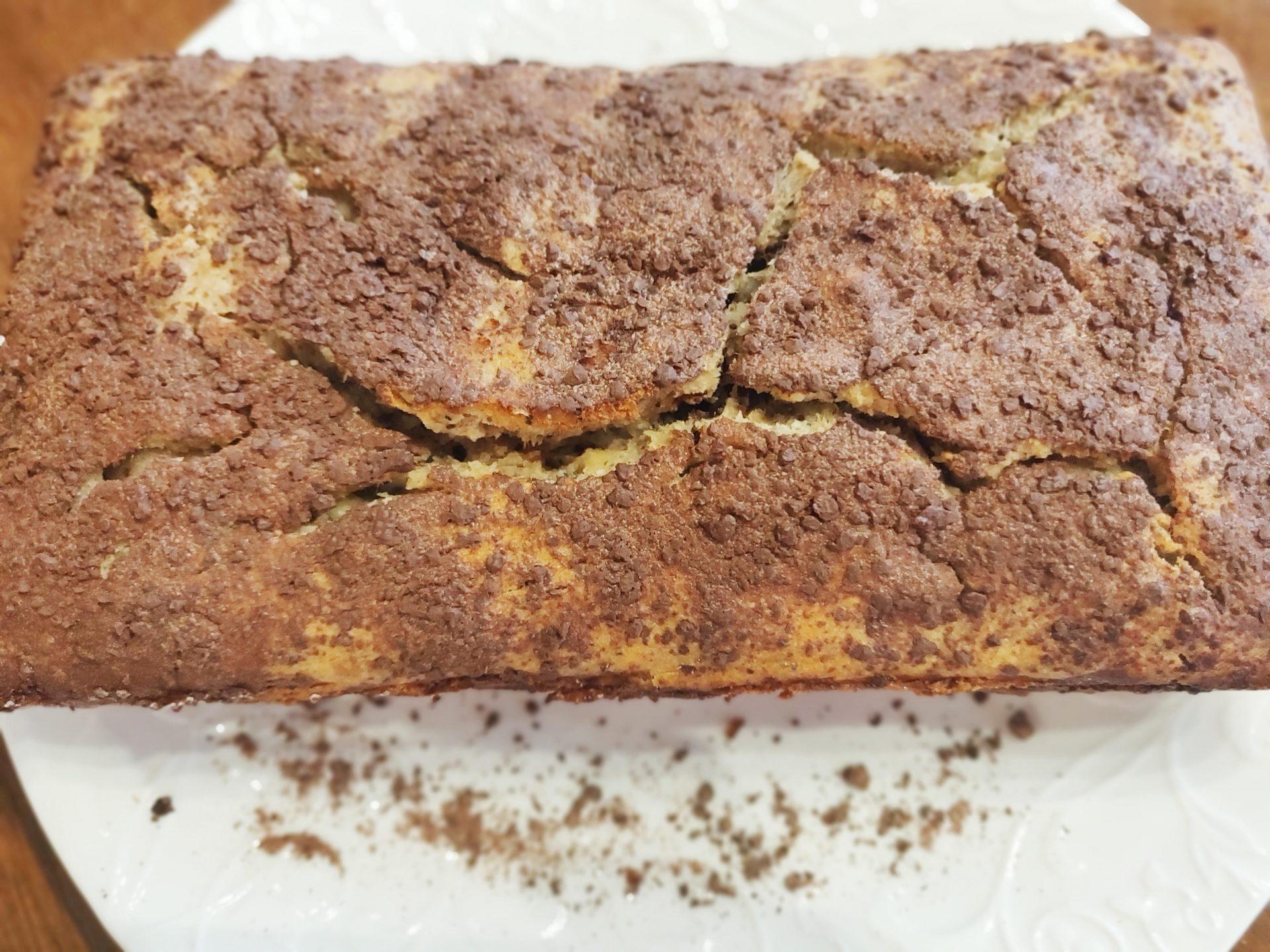 🍌 Banana 🍫 Chocolate 🍞 Loaf (GF)